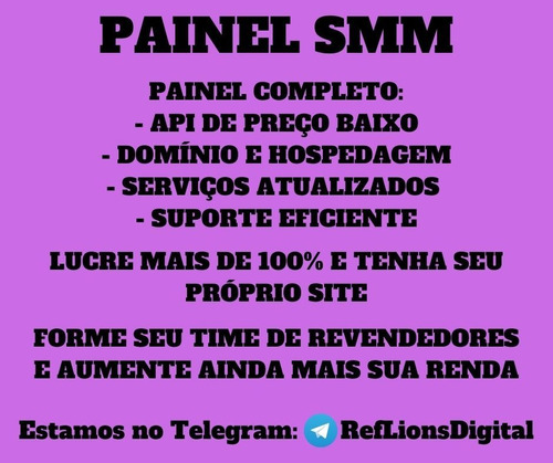Painel Smm
