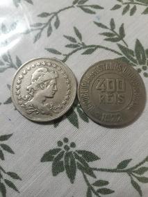 2 Moedas 400 Reis 1922