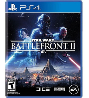 Star Wars Battlefront 2 (ps4) - Fisico - Prophone