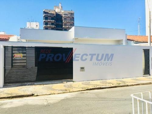 Casa Á Venda E Para Aluguel Em Jardim Proença - Ca262159