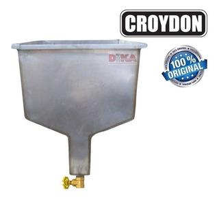 Cuba Croydon 21 Lts Original Fritadeira Elétrica Água E Óleo