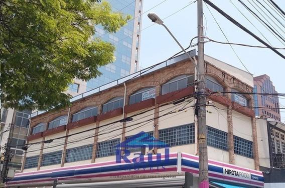 Locação Sobreloja - Cidade Monções, São Paulo-sp - 4064-2