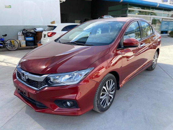 Honda City 1.5 Ex At Cvt 2018