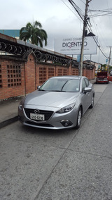 Mazda 3 Mt Motor 2.0 Full 5 Puertas 2015 Sunroof Sedan Gasol