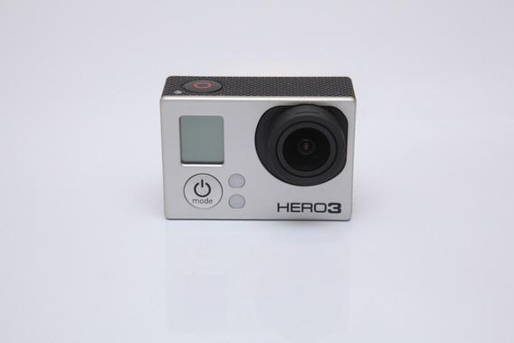 Gopro Hero 3 - Black Edition + Acessórios