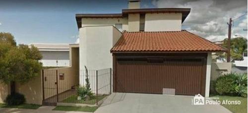 Casa Com 3 Dormitórios À Venda, 214 M² Por R$ 995.000,00 - Jardim Europa - Poços De Caldas/mg - Ca0065