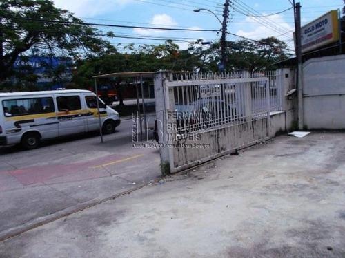 Prédio Comercial Em Rio De Janeiro - Campo Grande