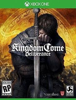 Reino Viene Entrega Edicion Estandar Xbox Uno