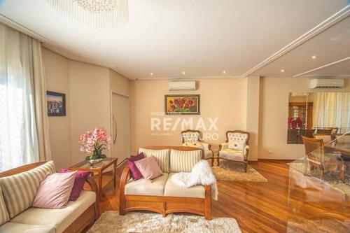 Casa Com 3 Dormitórios À Venda, 117 M² Por R$ 760.000,00 - Chácara Canta Galo - Cotia/sp - Ca0105