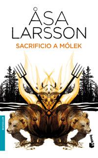 Sacrificio A Mólek De Åsa Larsson - Booket