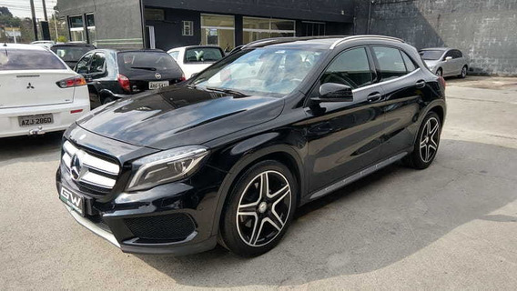Mercedes-benz Gla 250 2.0 16v Turbo Sport 4p 2016