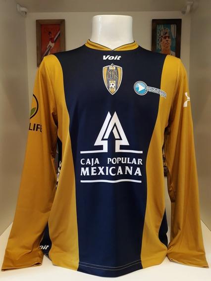 Camisa Futebol Universidad San Luis Mexico Preparada Jogo