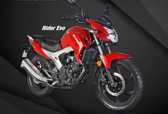 Rider Evo 200 Negociable