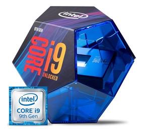 Processador Intel Core I9 9900k Lga 1151 9a Geração