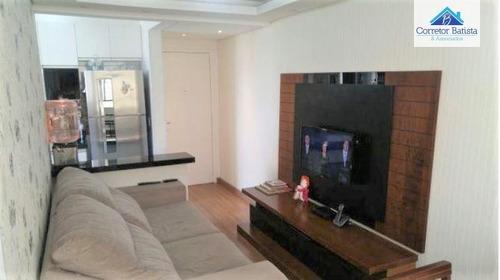 Imagem 1 de 19 de Apartamento A Venda No Bairro Parque Jambeiro Em Campinas - - 1133-1
