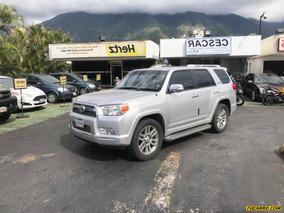 Blindados Toyota Limited