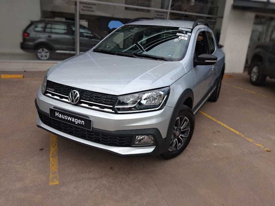 Volkswagen Saveiro Cross Motor 1.6 Cabina Doble Tasa 0% Rc