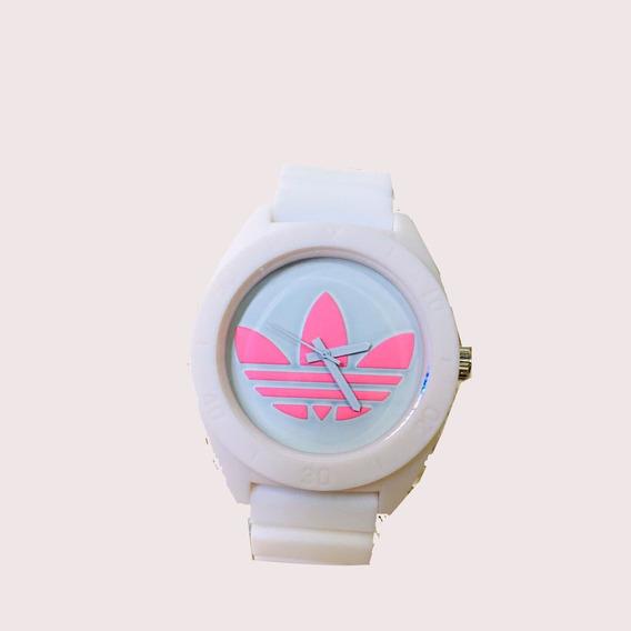 Relógio adidas Pulseira De Borracha+prova D