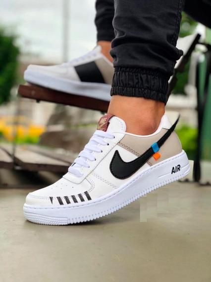 Tenis Zapatos Nike Air Forcé One Para Hombre (envio Gratis)