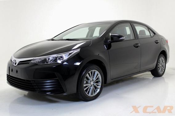 Toyota Corolla 1.8 Gli Upper 16v Flex 4p Automático Preto