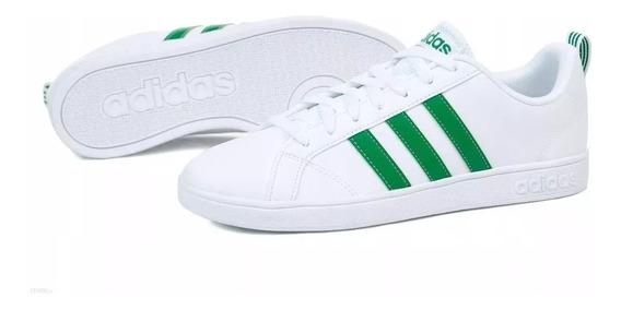 Tenis adidas Advantage Verde
