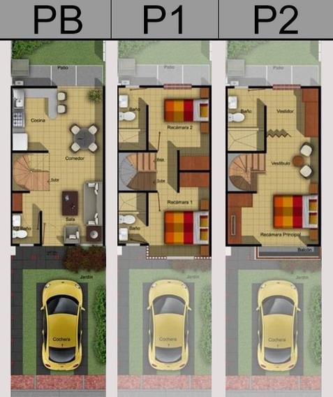 Hermosa Casa, Fraccionamiento Privado - Vigilancia 24hrs +