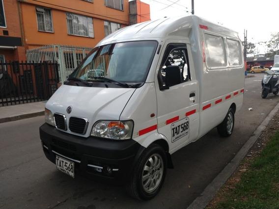 Camioneta Dfm Panel De Carga Techo Alto