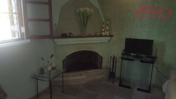Casa Térrea - 2 Suites - 2 Vagas Imirim - Ca0694