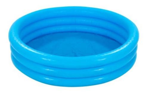 Piscina Inflable Intex De 114x25 Azul Para Niños