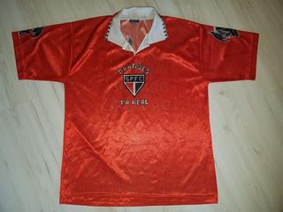 Camisa Da Torcida Dragões Da Real Do São Paulo Futebol Clube