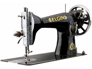 Máquina De Costura Elgin Nova Modelo Antigo