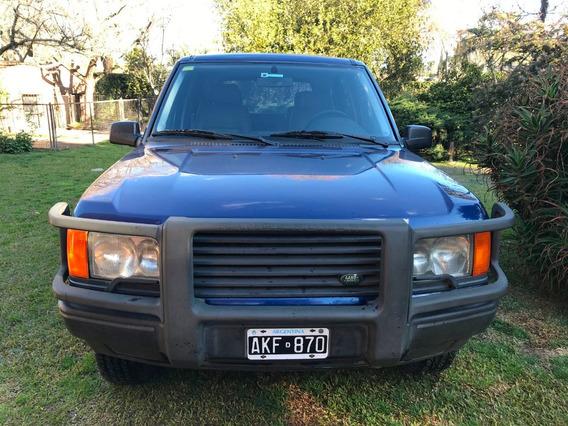 Land Rover Range Rover 4.0 Se