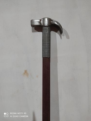 Imagem 1 de 5 de Martelo Cabeça De Bode Relíquia.