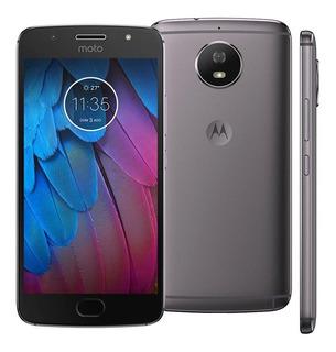 Motorola Moto G5s Xt1792 32gb Platinum Câm 16mp [vitrine]