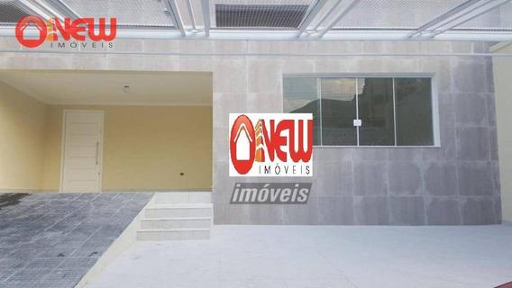 Casa À Venda, 186 M² Por R$ 640.000 - Jardim Santa Mena - Guarulhos/sp - Ca0745
