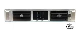 Amplificador Potencia Sts 2x4500 2 Canales / 9000w / 4 Ohms