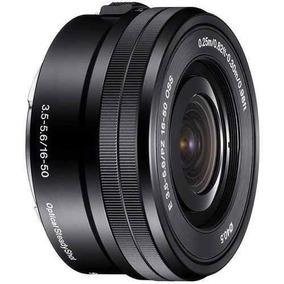 Lente Sony Sel 16-50mm F/3.5-5.6