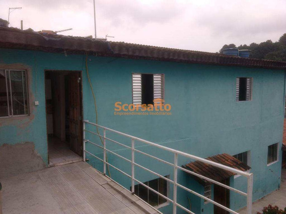 Casa Com 4 Dorms, Engenho, Itapecerica Da Serra - R$ 450 Mil, Cod: 3453 - V3453