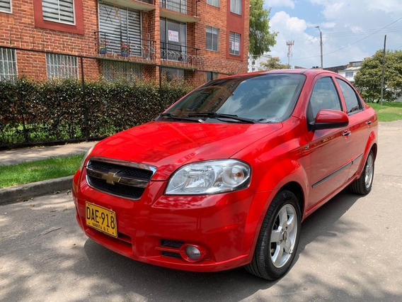Chevrolet Aveo Emotion F.e. 1600cc Mt
