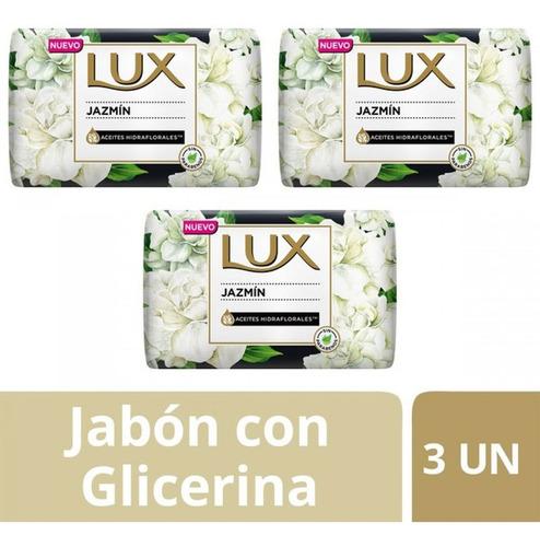 Jabon Delicadeza Floral Lux 125 Gr Pack X 3 Unidades