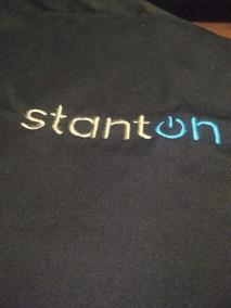 Capa Toca Discos Stanton Original