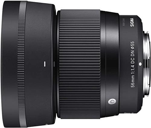 Lente Sigma 56mm F/1.4 Dc Dn Sony E-mount Apsc