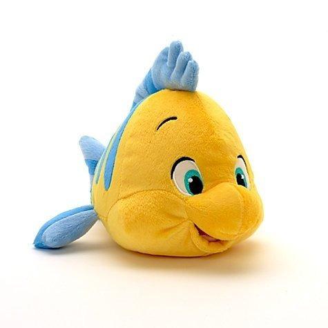 Disney La Sirenita: La Deriva De Felpa 10
