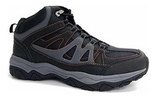 Tenis Botas Zapatos 9.5 Montaña Cuero Hiking Ozark Trail