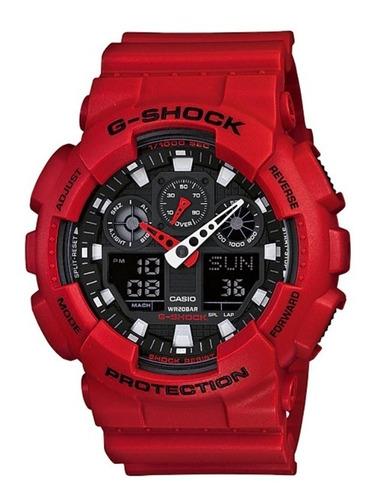 Casio G-shock Ga-100b-4a Multifuncion Reloj Hombre