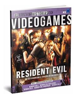 As Grandes Histórias Dos Videogames Resident Evil Parte 2
