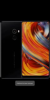 Xiaomi Mi Mix 2 64gb Almacenamiento 6gb Ram Negro Dual Sim