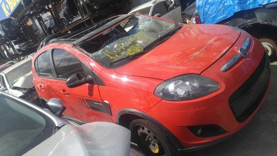 Fiat Palio 1.6 16v Sporting Flex 5p - Sucata Para Peças