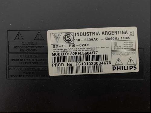 Tv Philips 32 Lcd 32pfl5604/77 Gran Oportunidad!!