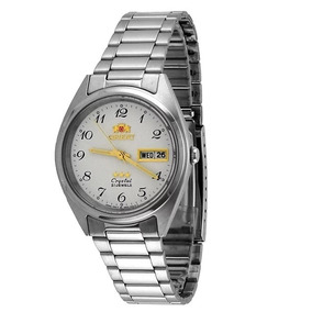 Relógio Orient Automático Clássico Fab00003w9